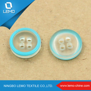 Factory Wholesale Custom Made Resin Shirt Button for Lady Shirt pictures & photos