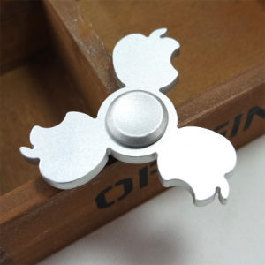 2017 New Style Tri-Apple Spinner Metal Spinner Fidge pictures & photos