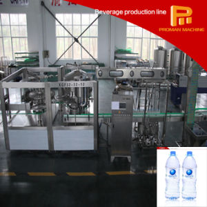 2000bph Hot Sales Fully Automatic Pet Bottle Water Bottling Line pictures & photos