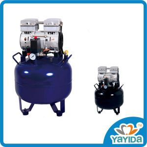 Dental Product Silent and Oilless Air Compressor pictures & photos