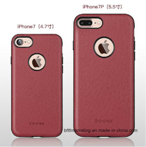 Luxury New Hot PU Leather Phone Case for iPhone 7 and 7 Plus pictures & photos