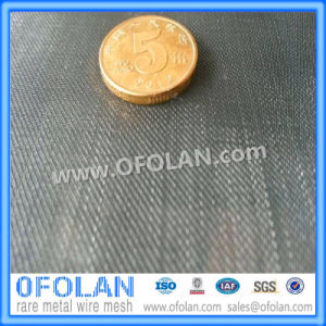 Mo1 High Pure Molybdenum Wire Mesh 80*80 Mesh pictures & photos