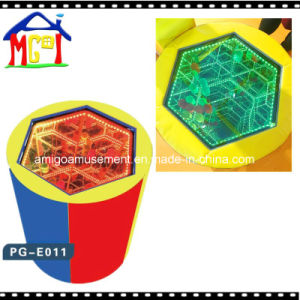 Indoor Playground Kid′s Fun Game Electric Target pictures & photos