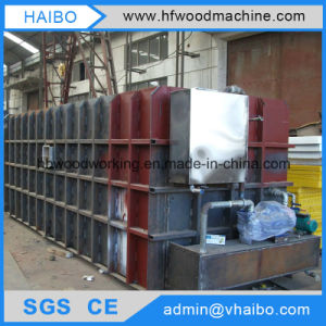 Hf Vacuum Wood Kiln for Drying with ISO/Ce pictures & photos