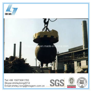 MW5 Steel Factory Electric Magnetic Lifter for Lifting Scraps pictures & photos