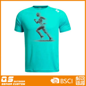 Mens Fashion Fitting Sports T-Shirt pictures & photos