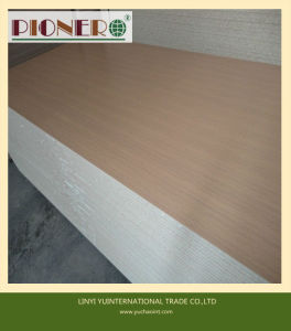 8mm Gray Color Melamine Coated Particleboard for Dubia pictures & photos