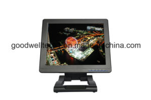 "12.1"" 4: 3 Touch HDMI 1080p Monitor with VGA, DVI pictures & photos"