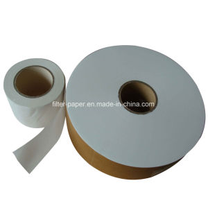 Wood Pulp 145mm Roll Maisa Machine Heat Seal Tea Bag Filter Paper pictures & photos