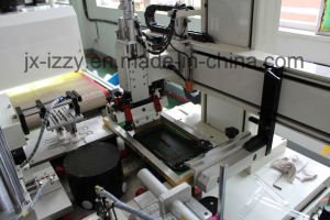 Fully Automatic Cylinder Ruler Screen Printing Machines pictures & photos