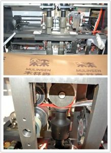 Nonwoven Fabric Loop Handle Bag Machine (XY-600/700/800) pictures & photos