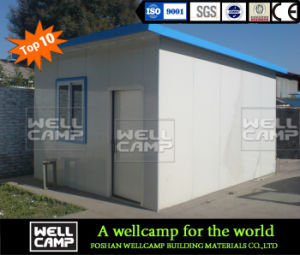 Easily Assembled Modular Prefab House pictures & photos