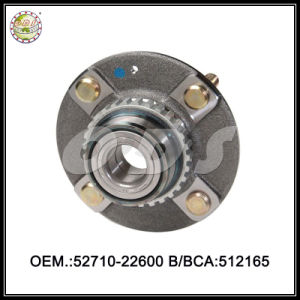 Rear Wheel Hub Bearing Unit (52710-22600 B) for Hyundai pictures & photos