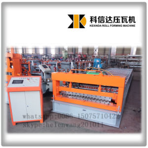 Metal Corrugated Roll Forming Machine pictures & photos