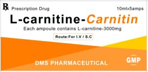 Weight Loss Body Slimming L-Carnitine (Carnitine) Formulation 3000mg/10ml pictures & photos