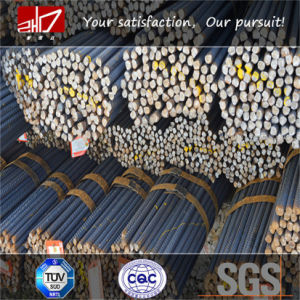 ASTM Gr40/Gr60 Reinforcing Bar for Construction pictures & photos