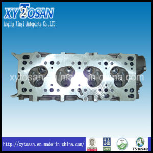 KIA Pride Cylinder Head for Gasoline, Injection & Dual Type (OEM KK150-10-100 & KK150-10-100D) pictures & photos