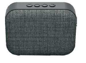 PS11 Wireless Fabric Bluetooth Speaker with Voice Reminder pictures & photos