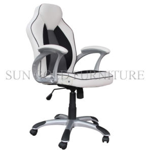 Hot Pedestal Gaming Chair with Speaker & Bluetooth Aux Input Sz-GCP01 pictures & photos