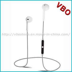 Competitve Price Sports Stereo Bluetooth Earphones with Mic for Mobile Phone Communication pictures & photos