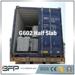 Export Cheap Granite Natural Stone Slab Packing & Loading Europe Standard pictures & photos