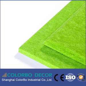 Wall Panel Polyester Fiber Acoustic Panel pictures & photos