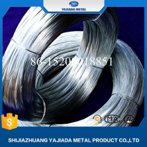 20 Gauge 1kg Roll Galvanized Iron Wire for Oman Market pictures & photos