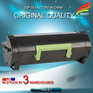 Compatible Black for Lexmark 24b6015 Toner Cartridge pictures & photos