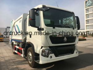 Sinotruk HOWO Garbage Truck From 6 M3 to 22 M3 pictures & photos
