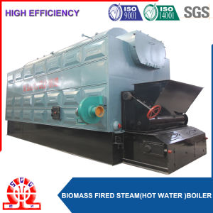 Biomass Palm Shell, Bagasse Hot Water Central Heating Boiler pictures & photos