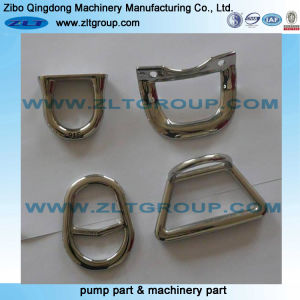 Stainless Steel CNC Machining Casting Machined Part pictures & photos