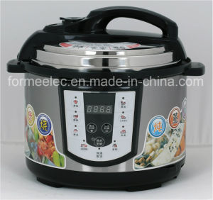 6L Cylinder Pressure Rice Cooker 1000W Electric Cooker pictures & photos