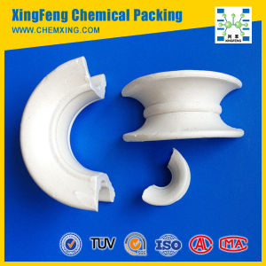 Acid Resistance and Heat Resistance Ceramic Intalox Saddles pictures & photos