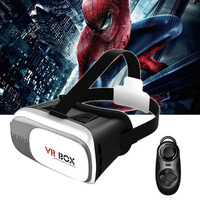 2016 Immersive Virtual Reality 3D Eyewear Glasses Vr Box 2.0