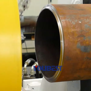 High Speed Numerical Control Pipe Beveling Machines pictures & photos