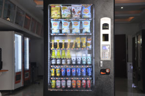 Cold Drink Vending Machine pictures & photos