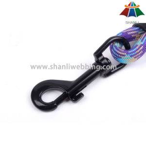 Hot-Sale High-Quality Patterns Weaving 15mm Polyester/Nylon Leash & Adjustable Harness pictures & photos