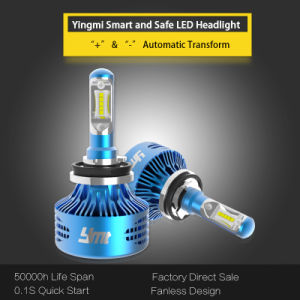 H11 Car LED Headlight Kit, H1 H4 CREE LED Headlight Bulbs pictures & photos