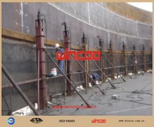 Tank Hydraulic Jacking up System/Top to Bottom Construction Way Jacks pictures & photos