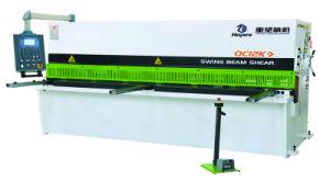 QC12k 20*2500 Hydraulic CNC Swing Cutting Shear