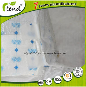 OEM Manufacture Elastic Side Tape Refastenable Magic Velcro Adult Diaper pictures & photos