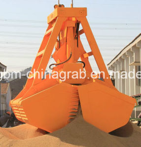 25 Ton Remote Cargo Grabs for Bulk Carrier pictures & photos