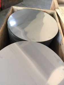 High Quality Cold Rolled 410 Bright Surface Stainless Steel Circle pictures & photos