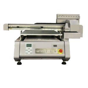 Flatbed UV Printer Metal Printer for Wood \ Glass \ Door Floor pictures & photos