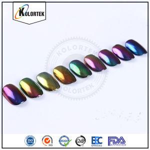 Chrome Chromaflair Pigment Powders for Nail Polish pictures & photos