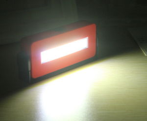 Mini COB Work Light with Magnet pictures & photos