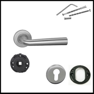 Jiangmen Factory Manufacturer Door Soliding Hardware Door Handles pictures & photos