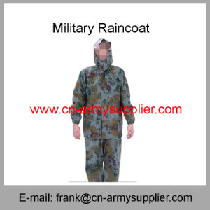 Duty Raincoat-Military Raincoat-Police Raincoat-Army Raincoat-Traffic Raincoat pictures & photos