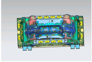 Plastic Mould or Auto Parts Customized Avaliable pictures & photos