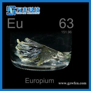 Rare Earth Element 63 EU Metal Europium pictures & photos